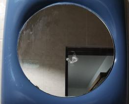 Espejo Cuadrado Viselado Sencillo